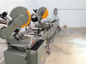 Emmegi NORMA Double Mitre Saw - picture2' - Click to enlarge