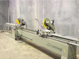Emmegi NORMA Double Mitre Saw - picture5' - Click to enlarge