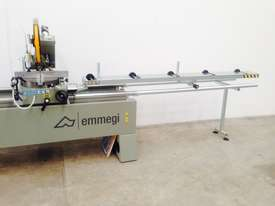 Emmegi NORMA Double Mitre Saw - picture7' - Click to enlarge