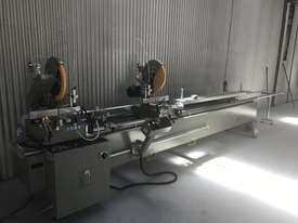 Emmegi NORMA Double Mitre Saw - picture9' - Click to enlarge