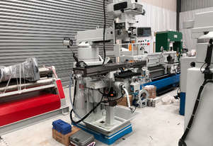 New Series Machtech M6330 Milling Machine