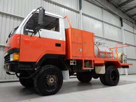 Mitsubishi Canter Cab chassis Truck - picture0' - Click to enlarge