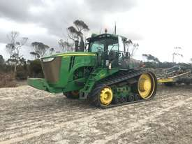 John Deere 9510RT Tracked Tractor - picture0' - Click to enlarge