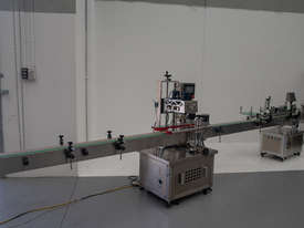 Automatic Capping/Labelling System (Near New Condition!) - picture0' - Click to enlarge
