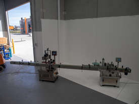 Automatic Capping/Labelling System (Near New Condition!) - picture3' - Click to enlarge