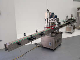 Automatic Capping/Labelling System (Near New Condition!) - picture5' - Click to enlarge