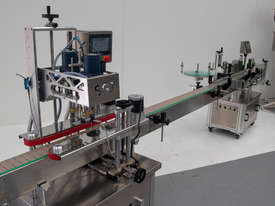 Automatic Capping/Labelling System (Near New Condition!) - picture6' - Click to enlarge