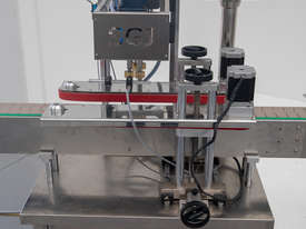 Automatic Capping/Labelling System (Near New Condition!) - picture8' - Click to enlarge