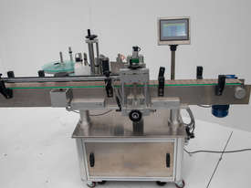 Automatic Capping/Labelling System (Near New Condition!) - picture11' - Click to enlarge