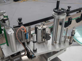 Automatic Capping/Labelling System (Near New Condition!) - picture13' - Click to enlarge