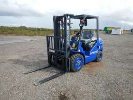 Unused 2018 Apache HH30Z 3 Ton Diesel Forklift  - picture0' - Click to enlarge