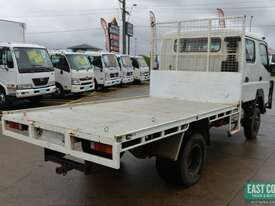 2013 MITSUBISHI CANTER FG 4x4 Dual Cab Tray Top - picture4' - Click to enlarge