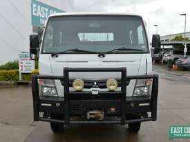 2013 MITSUBISHI CANTER FG 4x4 Dual Cab Tray Top - picture8' - Click to enlarge