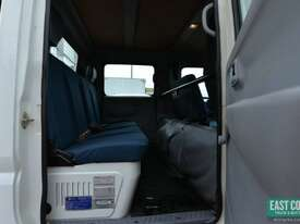 2013 MITSUBISHI CANTER FG 4x4 Dual Cab Tray Top - picture9' - Click to enlarge