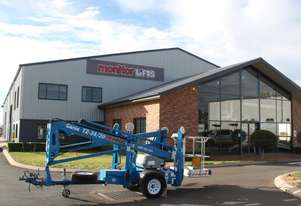 Cherry Picker - 34' (12.36m) Trailer Mounted