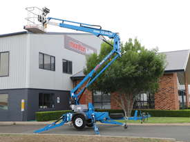 Genie TZ-34/20 - 34' Trailer Mounted Cherry Picker - picture11' - Click to enlarge