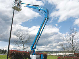 Genie TZ-34/20 - 34' Trailer Mounted Cherry Picker - picture17' - Click to enlarge