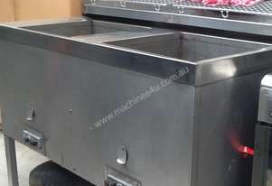 Rodos deep fryer