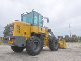 2019 TASMAN Wheel Loader TL200 QuickHitch Extra Large Aircon Cab - picture3' - Click to enlarge