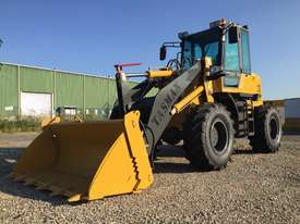 2019 TASMAN Wheel Loader TL200 QuickHitch Extra Large Aircon Cab - picture0' - Click to enlarge