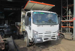 2009 Isuzu NPS75H - Wrecking - Stock ID 1554