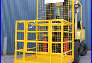 Or   Forklift Work Cages