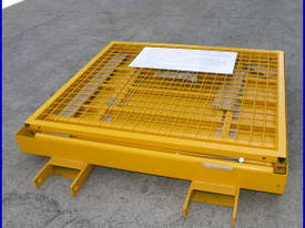 Forklift Work Cages - picture1' - Click to enlarge
