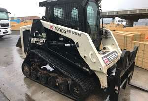 2016 Terex R265 Positrack loader