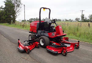 Toro GroundsMaster 4000 D Wide Area mower Lawn Equipment