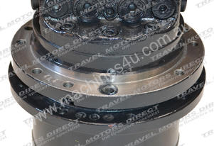 KOMATSU PC12R-8 Genuine final drive assembly