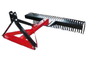 TRACTOR RAKE 1.5M WIDE TO 35HP 3PL
