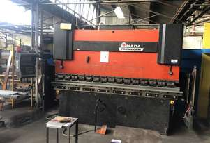1993 Amada Promecam HFB0 Hydraulic Press Brake