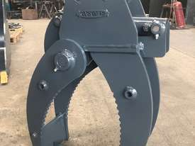 1.5T � 2T Hydraulic Grab - picture0' - Click to enlarge