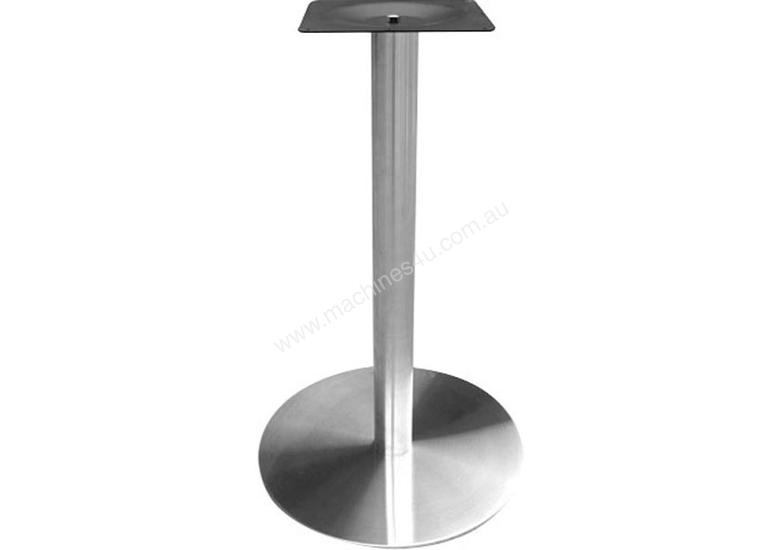 8004-1 Round Stainless Steel Table Base