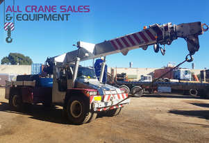 20 TONNE FRANNA AT20 2002 - ACS