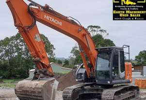 2012 Hitachi ZX225USLC-3, 25ton Excavator, site ready.  MS500