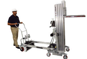 Sumner 2500 Material Lift (Counterbalanced) DUCTLIFTER