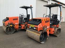 HAMM HD12 Roller - picture0' - Click to enlarge