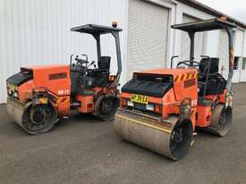 HAMM HD12 Roller - picture1' - Click to enlarge