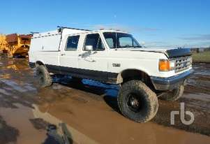 Ford   F350 Ute