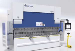 Exapress Rapide  PBH 110-3100 Hydraulic Downstroking synchronized Delem graphical touch screen CNC