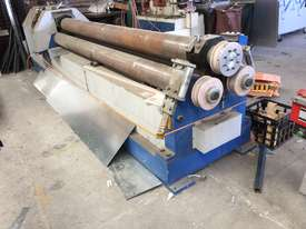 Just Traded - 3100mm x 6.5mm Plate Rollers with Stub Extension End Formers - picture12' - Click to enlarge