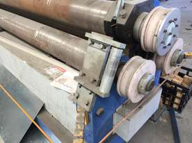 Just Traded - 3100mm x 6.5mm Plate Rollers with Stub Extension End Formers - picture6' - Click to enlarge
