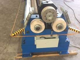 Just Traded - 3100mm x 6.5mm Plate Rollers with Stub Extension End Formers - picture7' - Click to enlarge