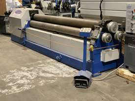 Just Traded - 3100mm x 6.5mm Plate Rollers with Stub Extension End Formers - picture0' - Click to enlarge