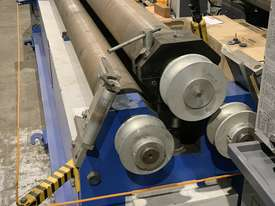 Just Traded - 3100mm x 6.5mm Plate Rollers with Stub Extension End Formers - picture14' - Click to enlarge