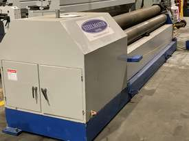Just Traded - 3100mm x 6.5mm Plate Rollers with Stub Extension End Formers - picture2' - Click to enlarge