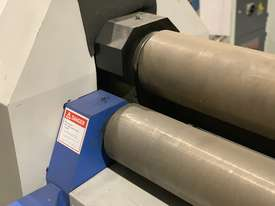 Just Traded - 3100mm x 6.5mm Plate Rollers with Stub Extension End Formers - picture5' - Click to enlarge