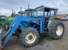 Ford 6600 Tractor - picture0' - Click to enlarge