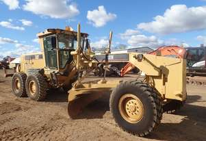Caterpillar 12H Series II Grader
